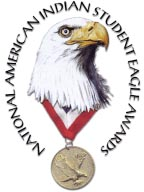American Indian Student Eagle Awards Program Logo