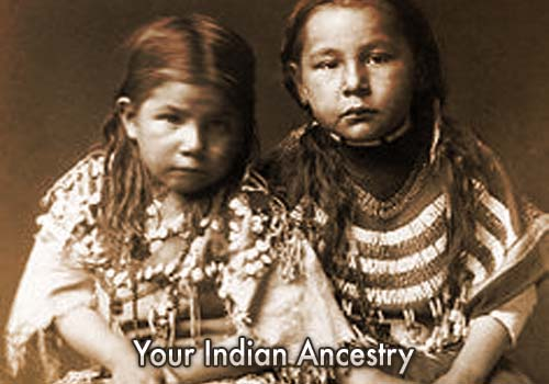 Essay - foundation for being american indian
